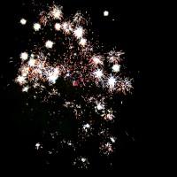 Cinquain poem about fireworks