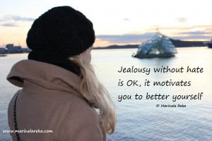 Short Quote About Jealousy