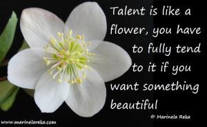talent, marinela reka