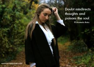 doubt, marinela reka