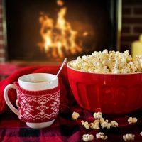 Popcorn Poem food poem