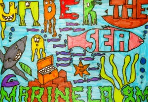 My Art ( Under the sea )