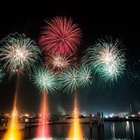 Fireworks Short Poem