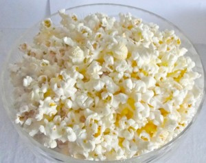 Popcorn's - Acrostic Poem