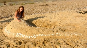 Haiku About Sand