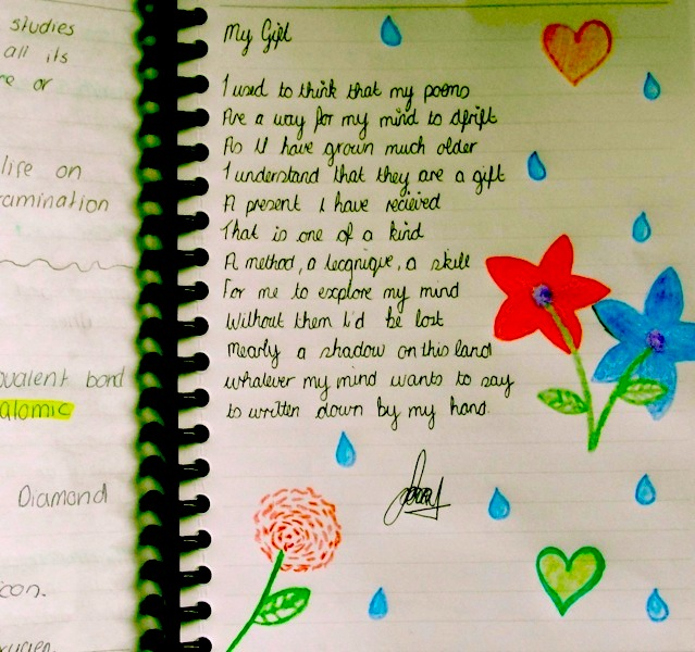 Life Is A Gift From Poem - Gift Ideas