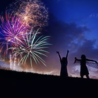 Firework Poem - Cinquain Poems