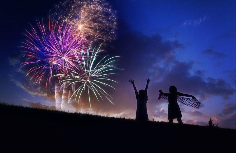 Firework Poem - Cinquain Poems