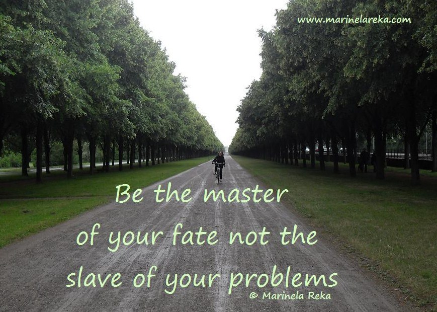 Quotes about being the master of your fate - Short Poems and ...