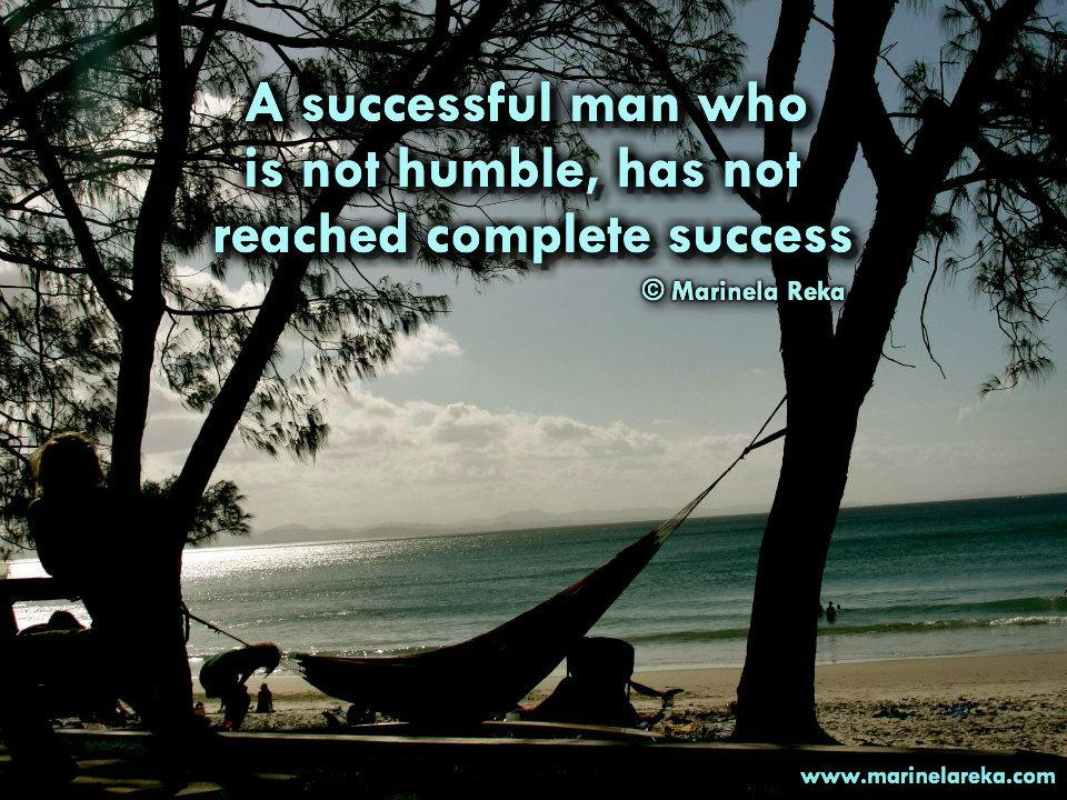 Quotes About Success And Being Humble Short Poems And Quotes