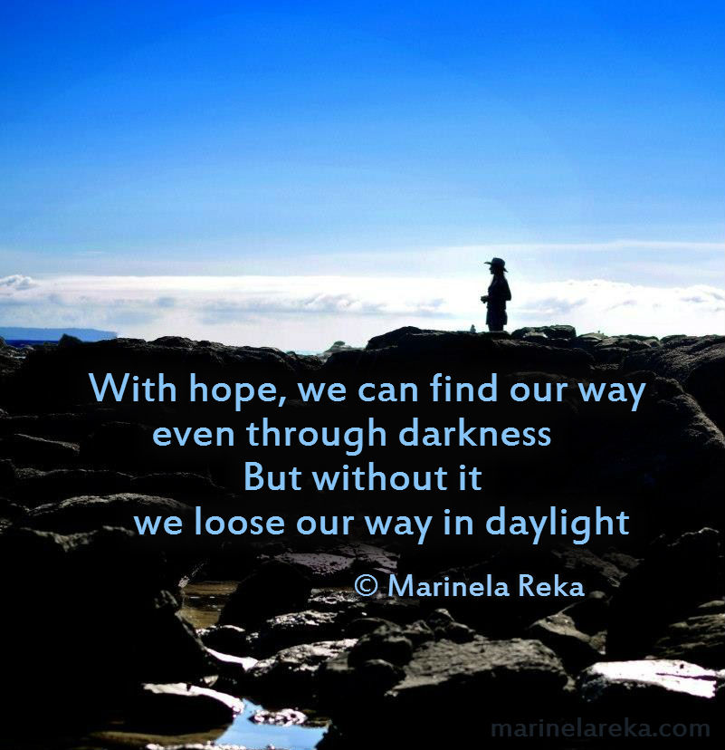 Quote About Hope And Faith In Life Short Poems And Quotes
